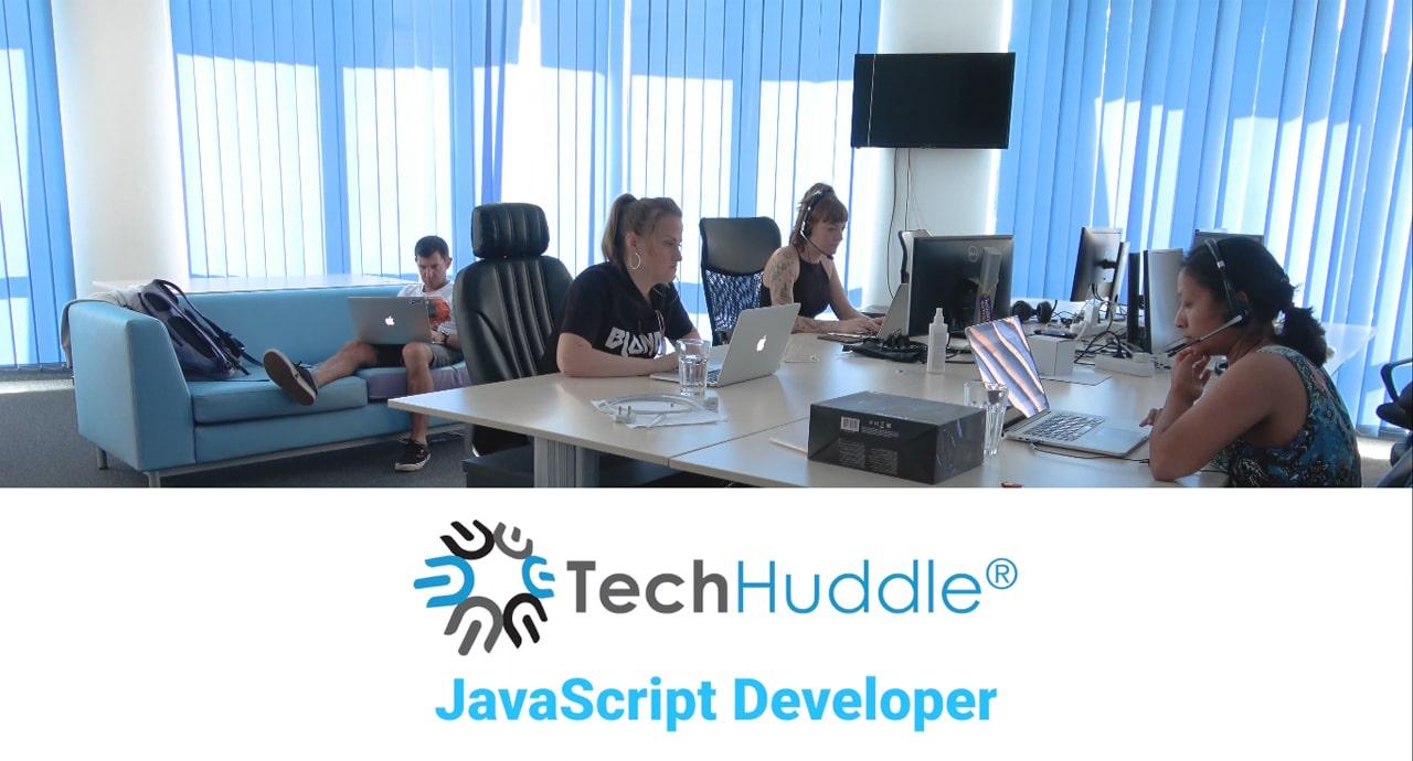 JavaScript Developer
