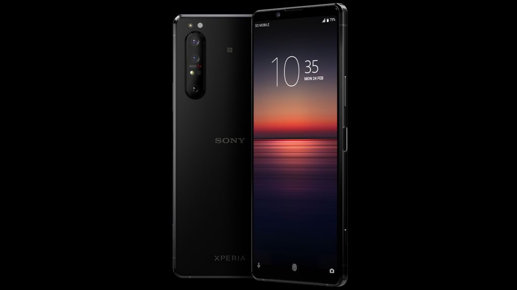 Sony Xperia 1 II announced today