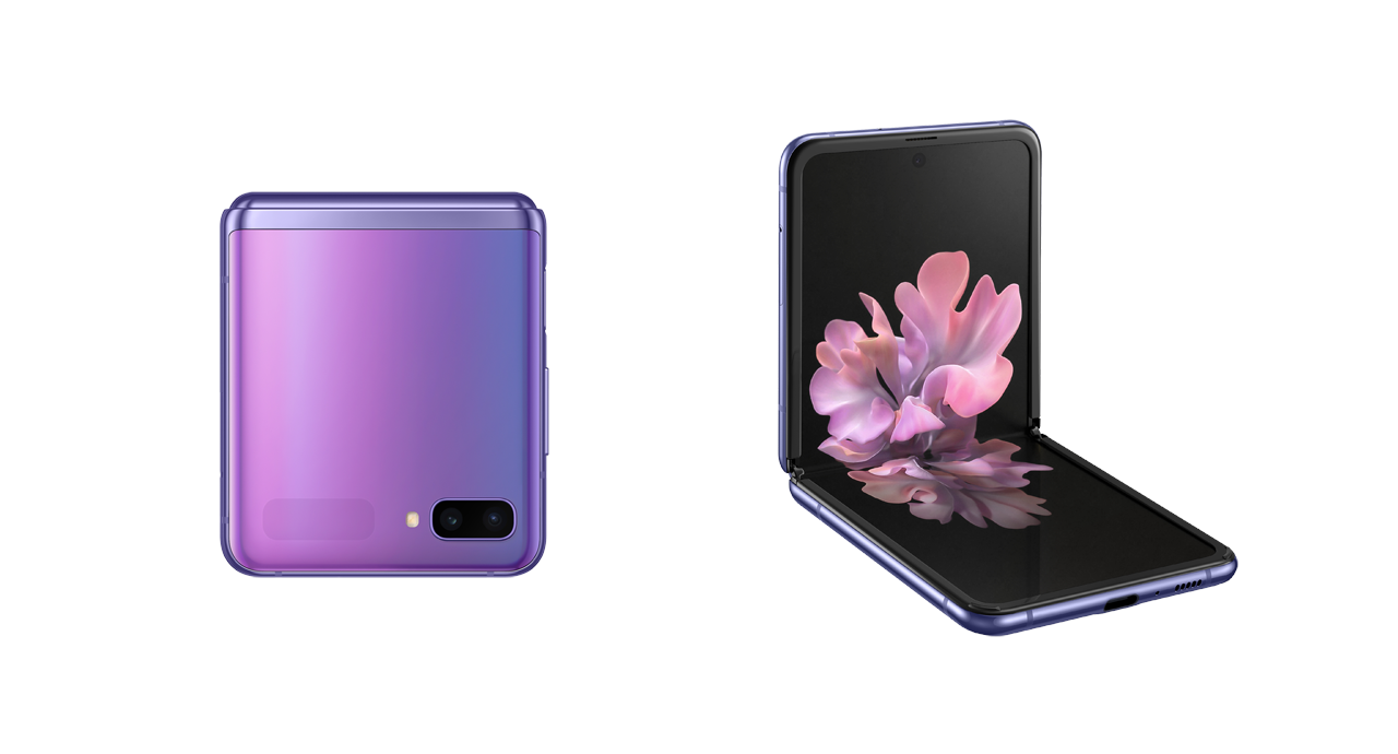 Telenor commences sales of the new foldable Samsung Galaxy Z Flip