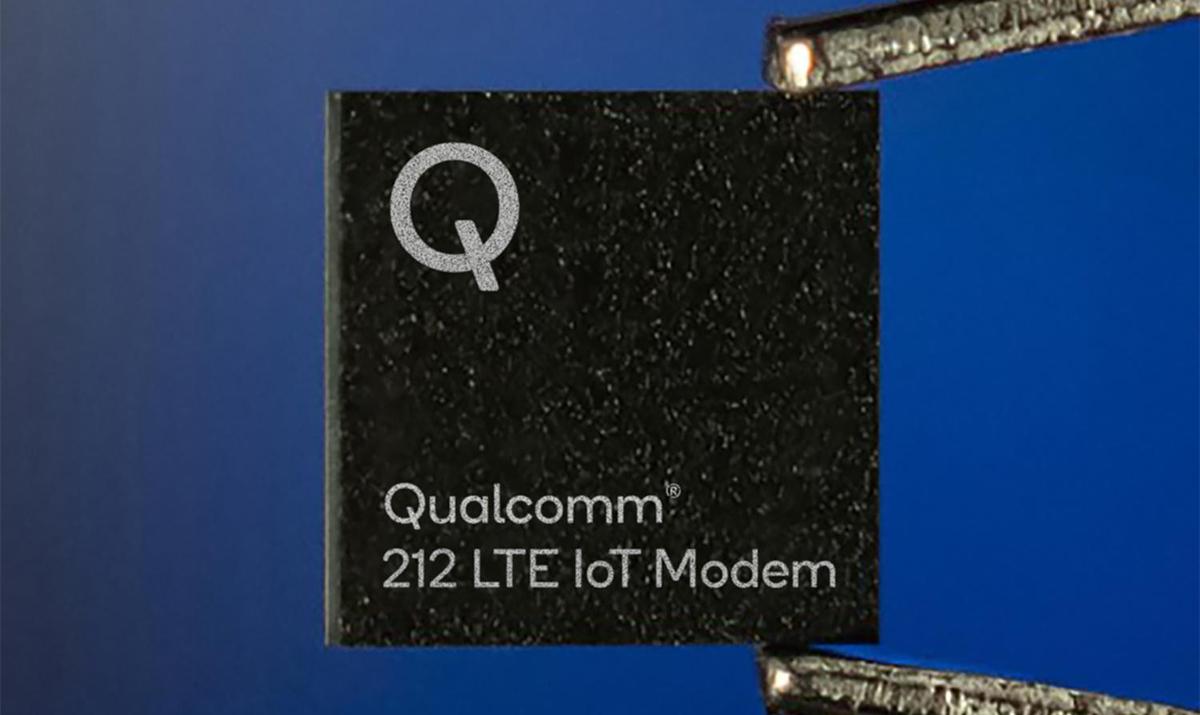 Qualcomm Announces World's Most Power-Efficient NB2 IoT Chipset