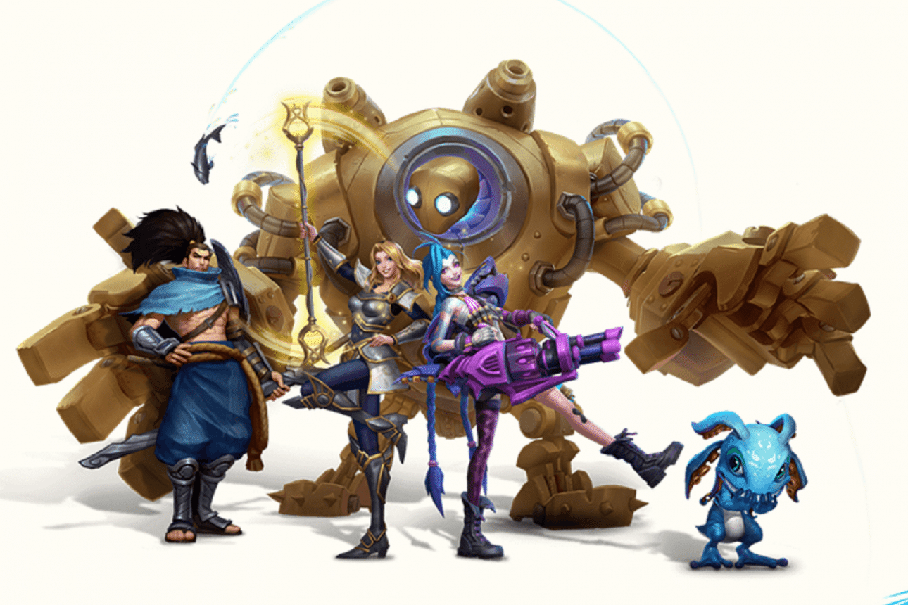 All Wild Rift champions available until January 3, 2021
