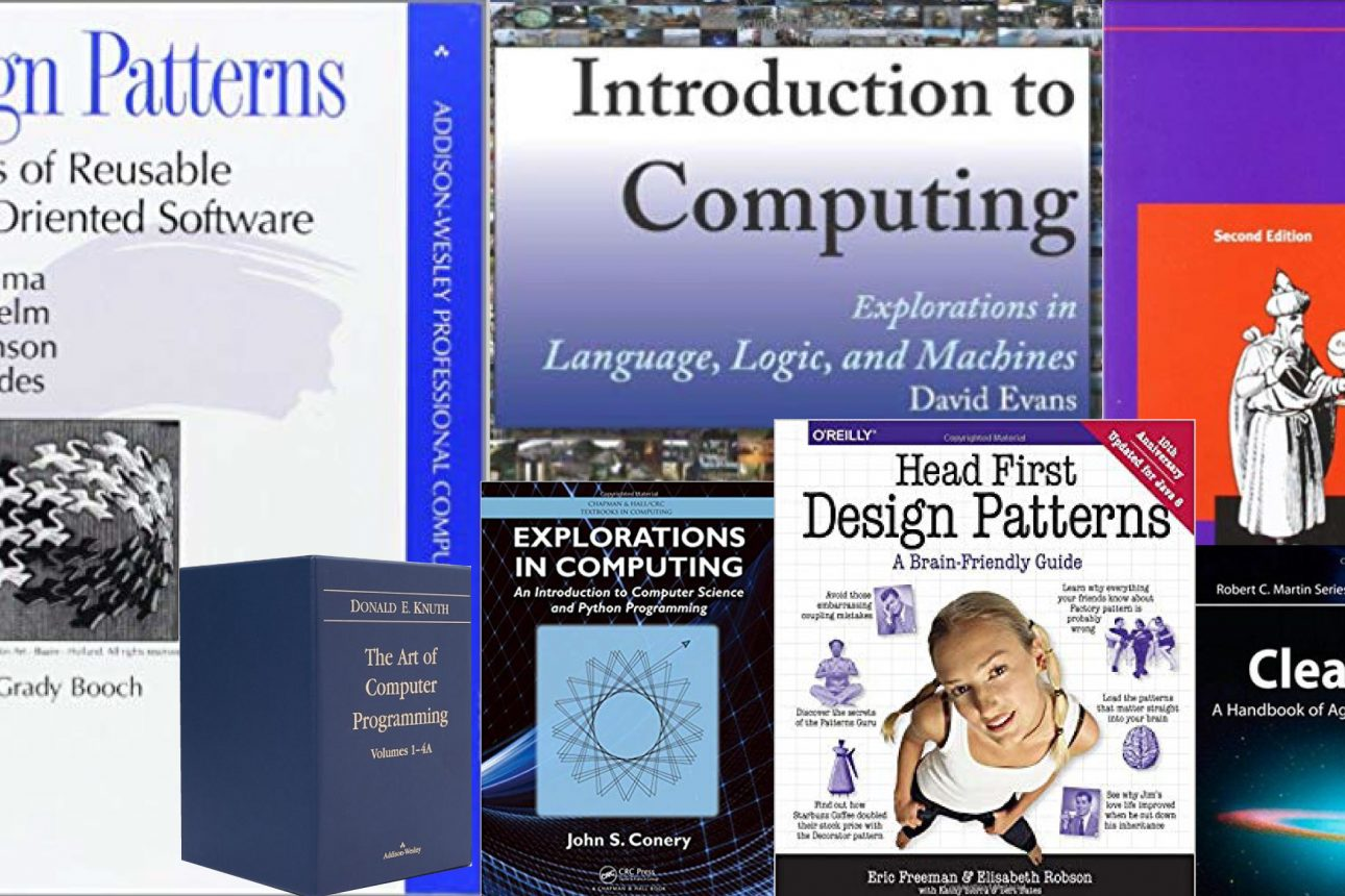 Foundational Programming Books