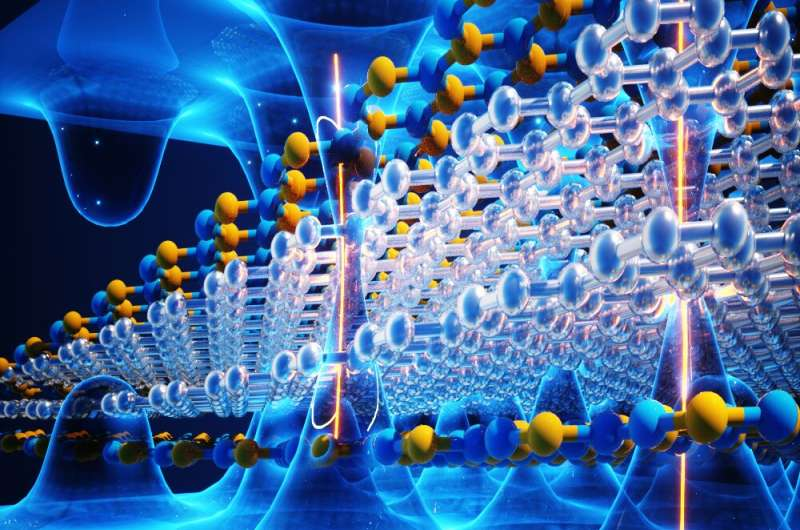 Newly discovered graphene property could impact next-generation computing