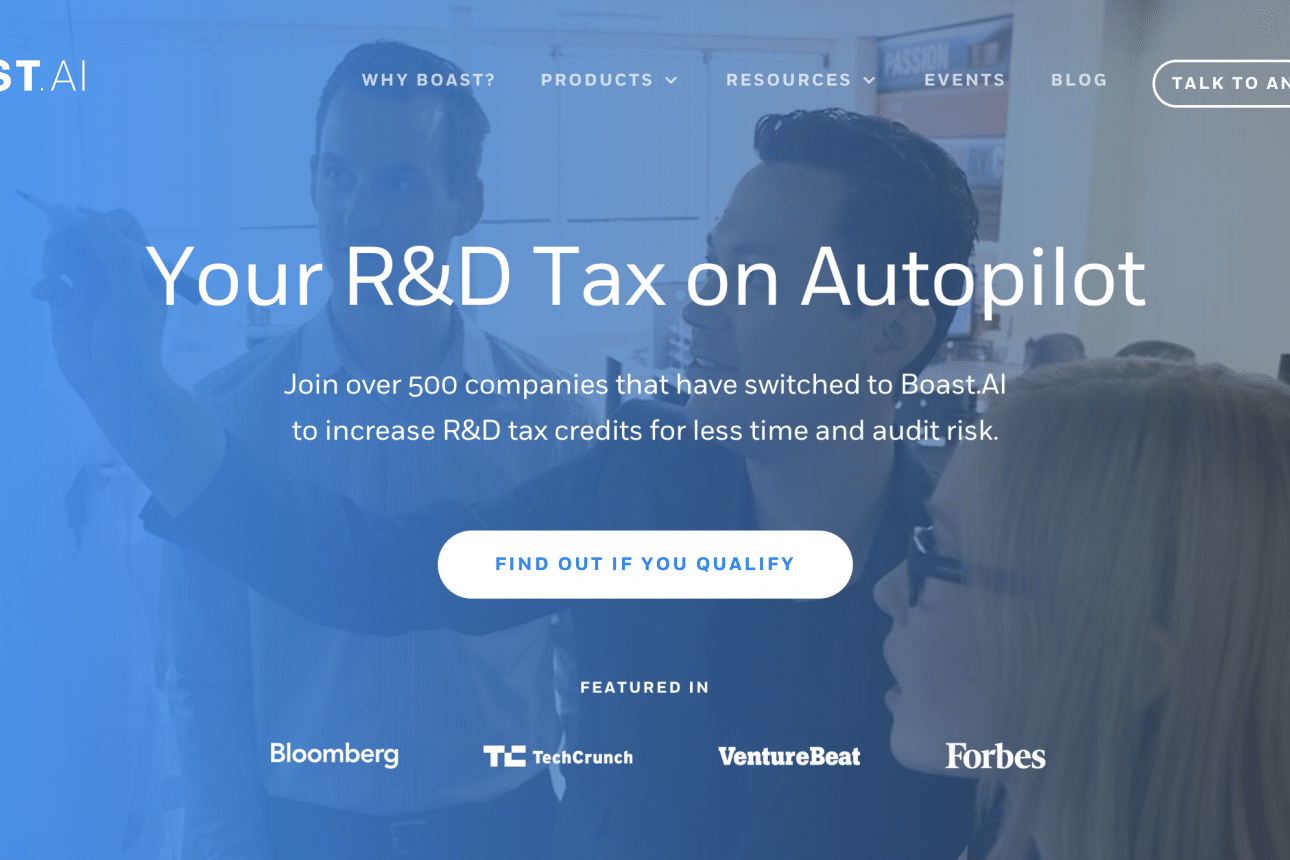 Boast.ai Secures $100M to Fuel R&D Tax Credit-Based Financing for Startups