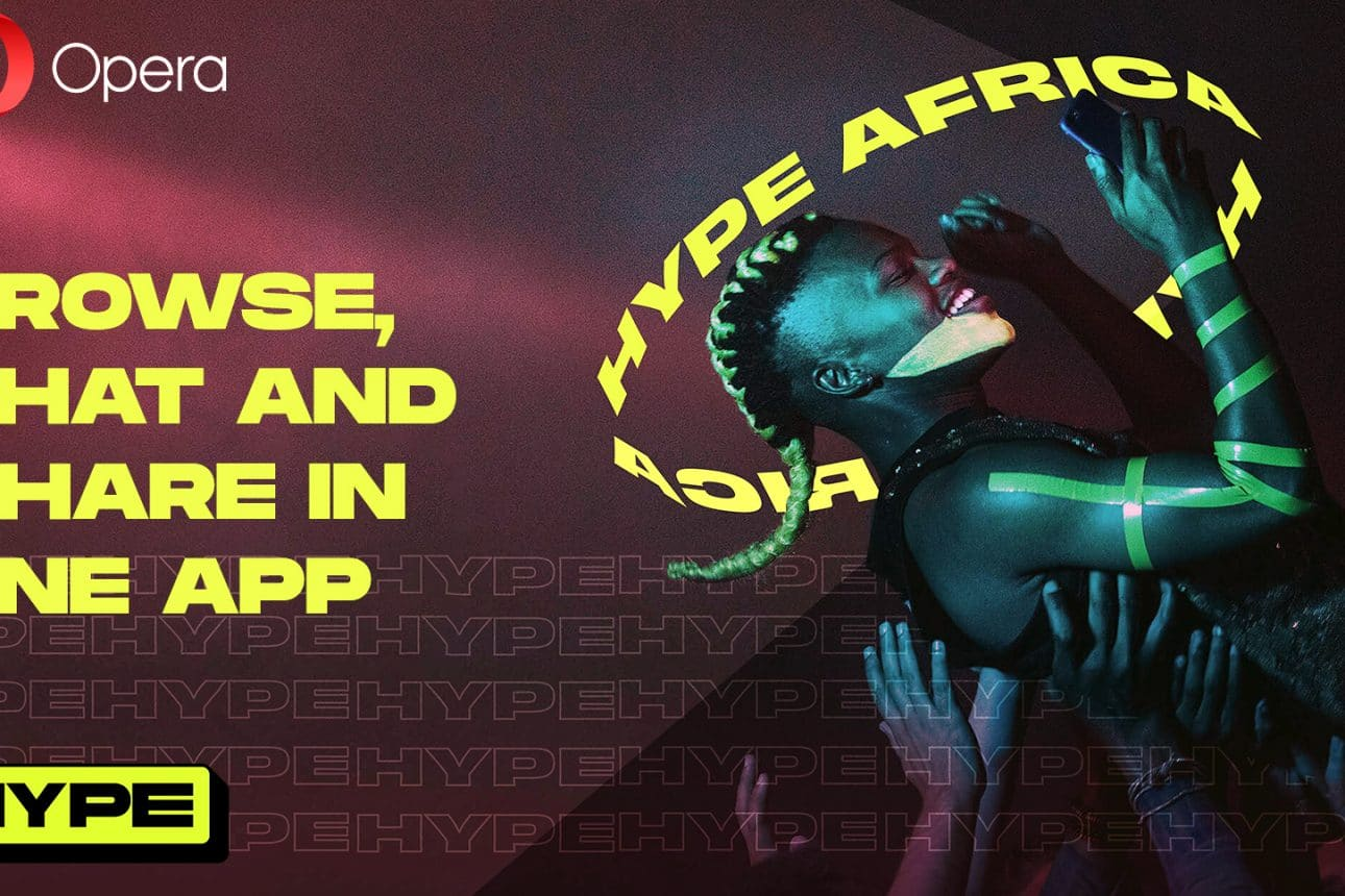 Opera continues its growth in Africa with a launch of the in-browser chat service