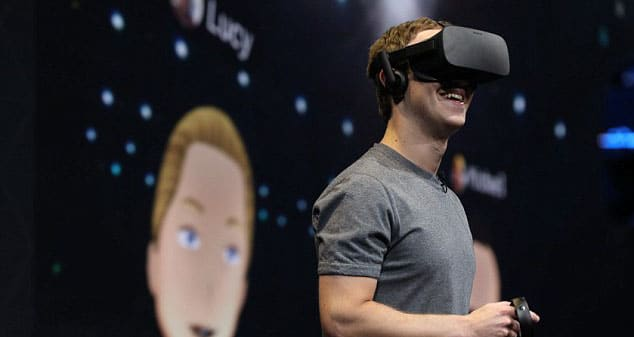 "Zuckerberg: ""We should be teleporting, not transporting"""