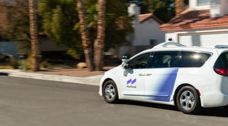 Motional Operates Driverless Vehicles On Public Roads