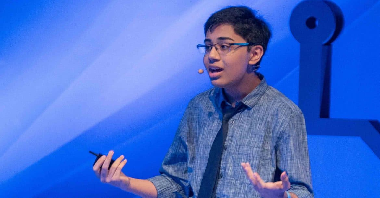 Meet The Youngest AI Expert – Tanmay Bakshi