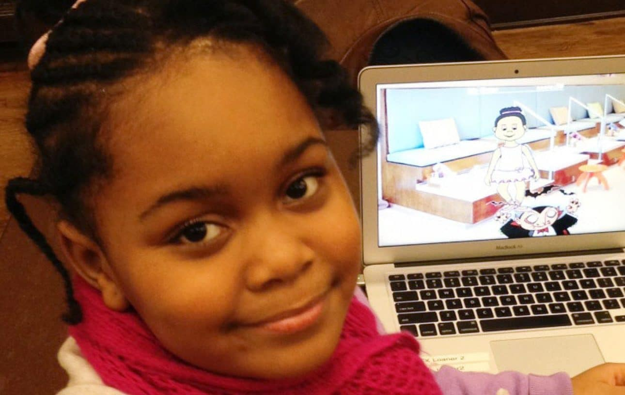 Meet the Youngest Video Game Programmer – Zora Ball