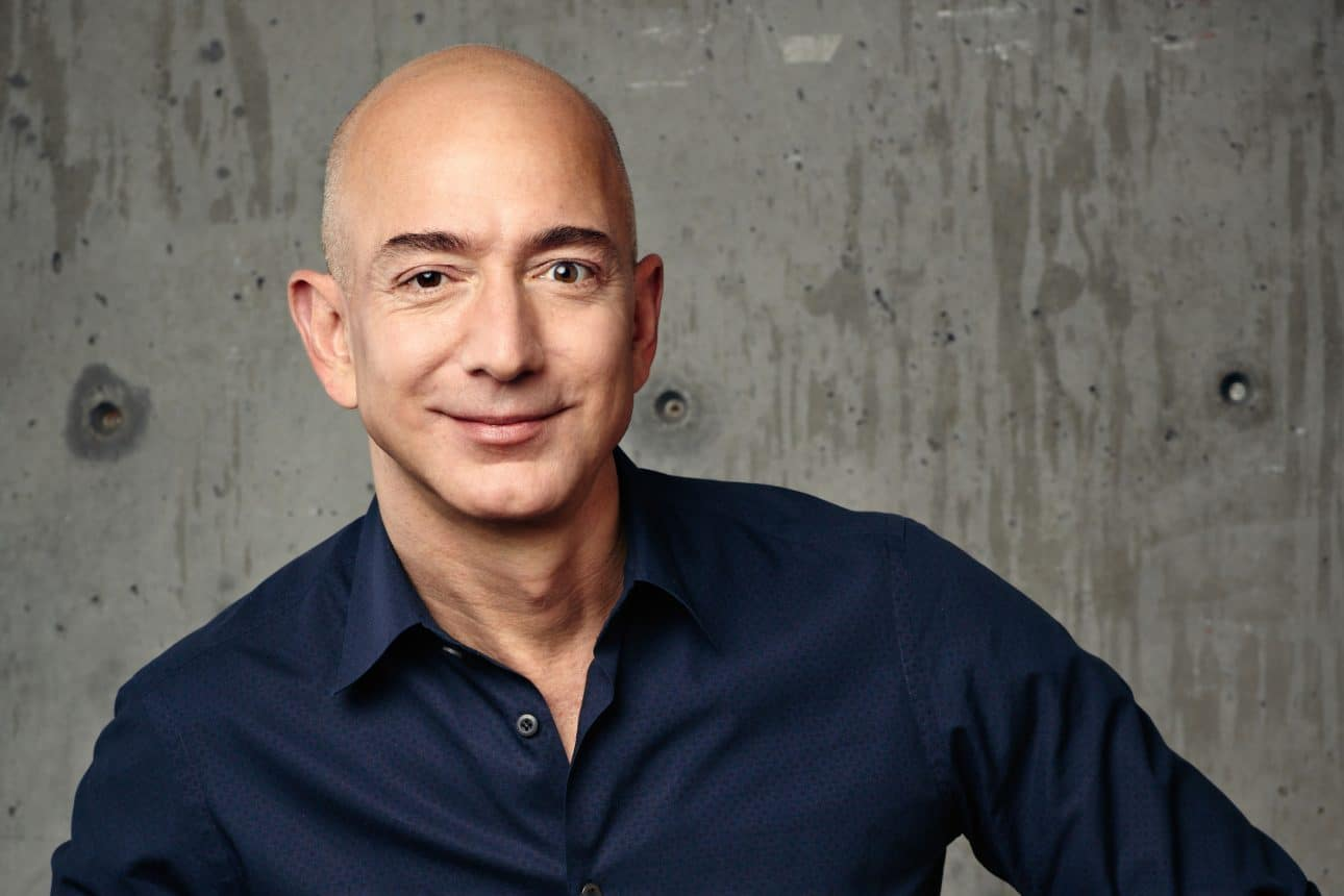 Amazon Announces $386.1 Billion Sales and CEO Transition