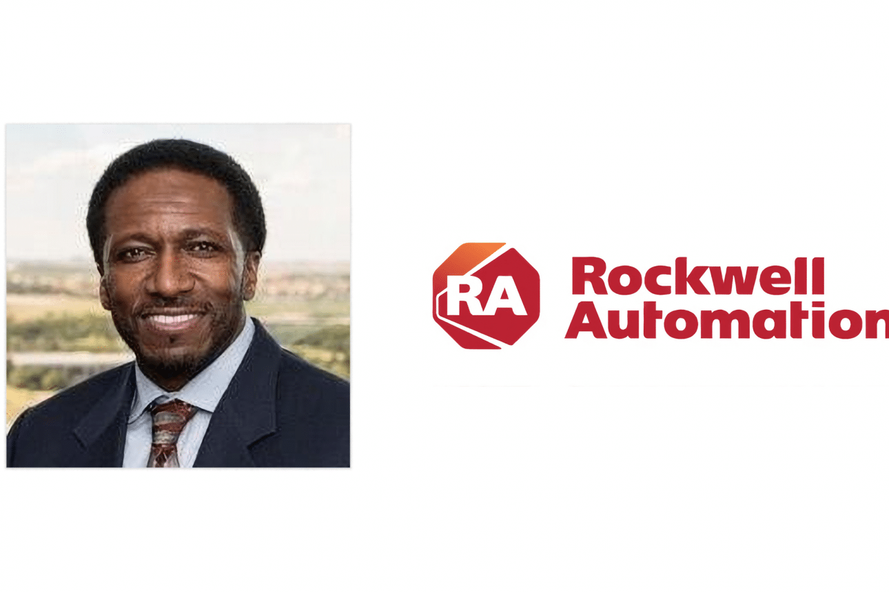 Rockwell Automation Names Bobby Griffin as Its First Chief Diversity, Equity & Inclusion Officer