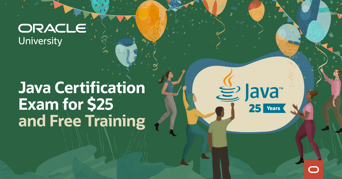 Become Java Certified Developer for $25 Instead of $245