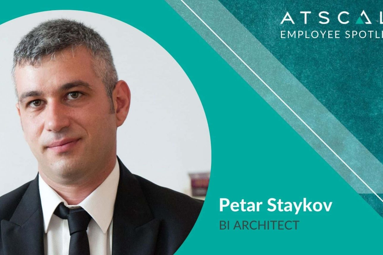 The New Product Director of The AtScale Group is a Bulgarian IT Expert