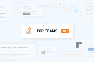 Stack Overflow for Teams is now free forever for up to 50 users