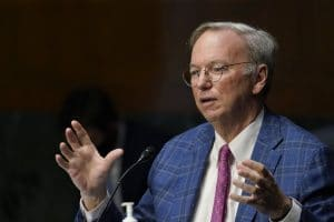 Former Google CEO gives $150M for research in biology and AI