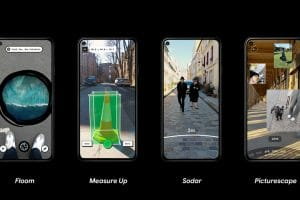 Google's new AR experiments help us see and measure the world around us