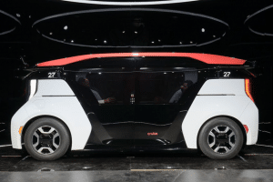 Cruise to launch its driverless robotaxis in Dubai in 2023