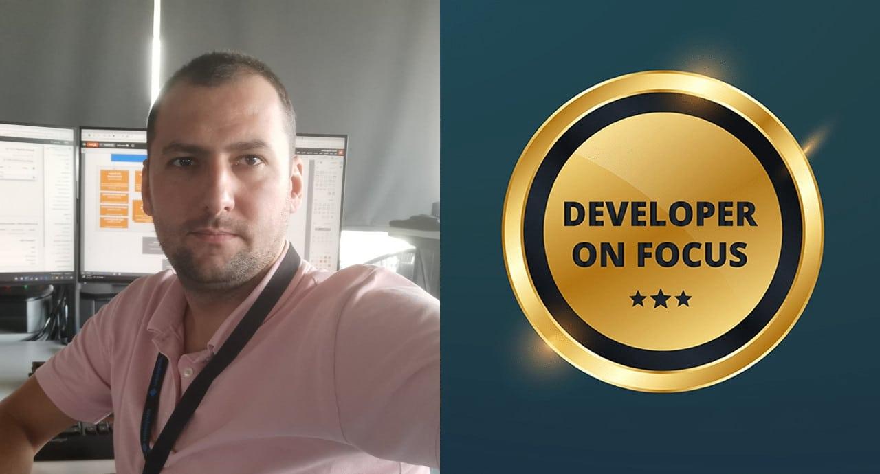 Martin Dimitrov, a Principal Software Engineer at Milestone Systems