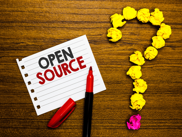 Open Source Isn't The Future – It's The Present