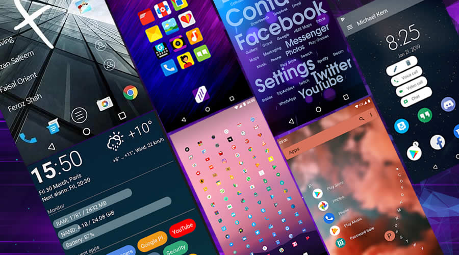 The Best Android Launchers: Nova, Lawnchair, Niagara, and more!