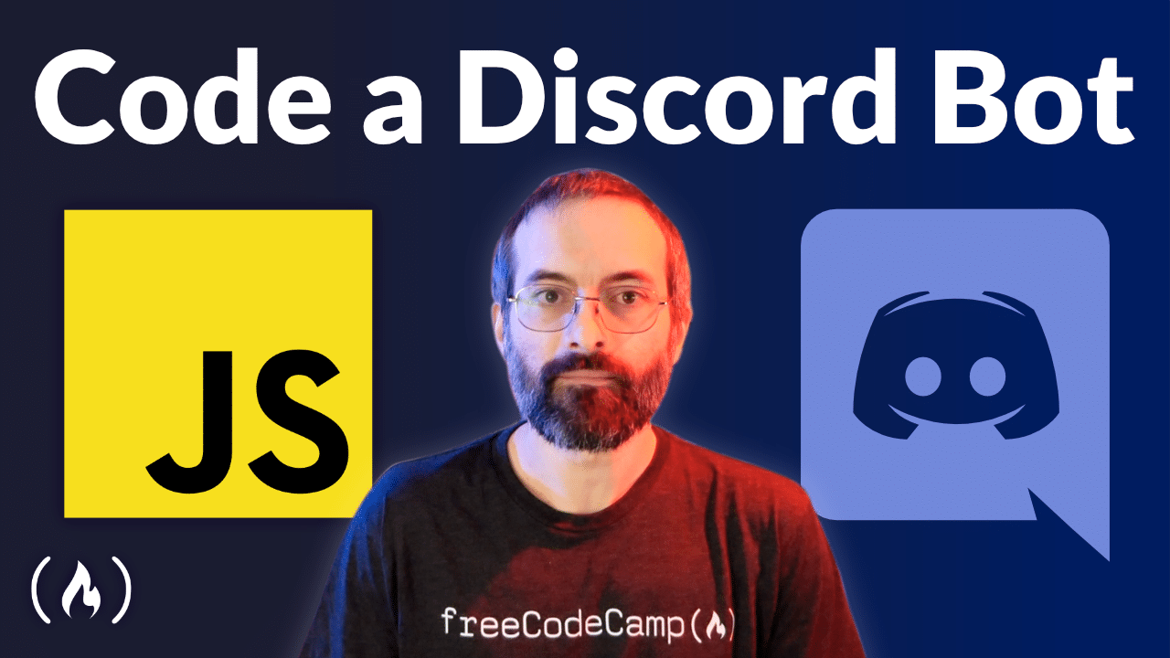 How to Create a Discord Bot for Free with JavaScript