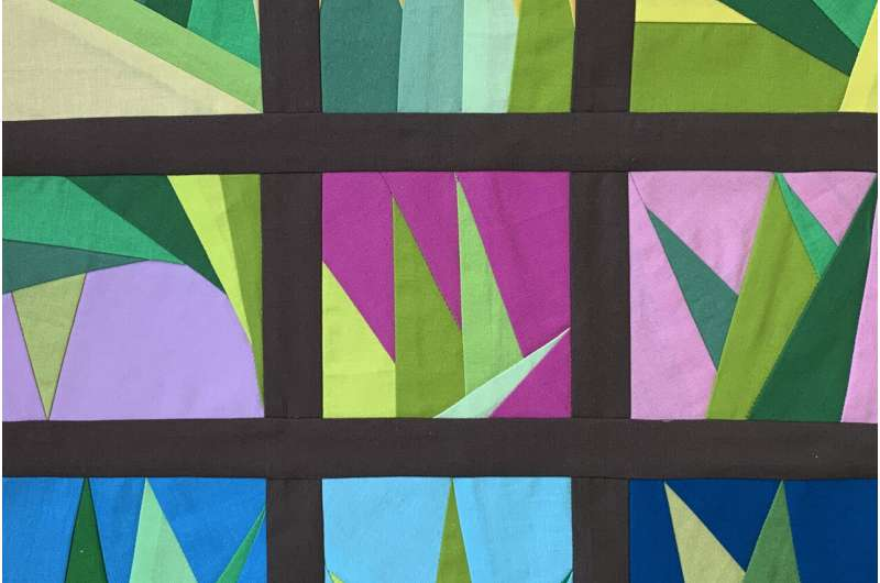 Here is the New Algorithm for Modern Quilting
