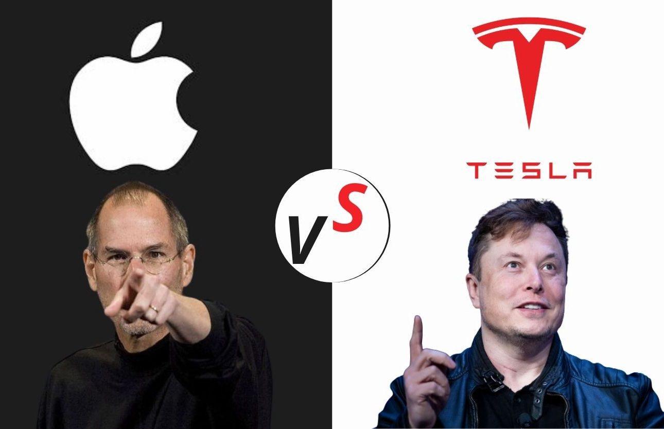 Elon Musk Snipes at Apple on Tesla Earnings Call