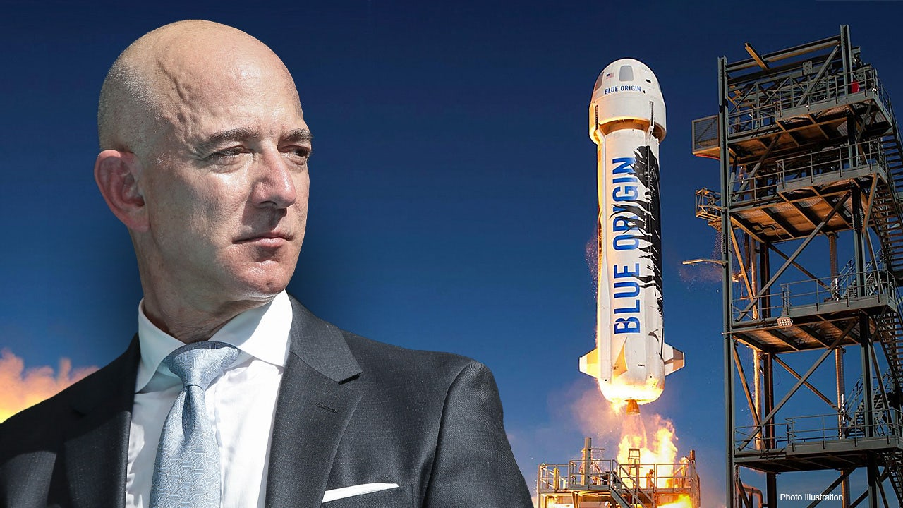 Blue Origin Will Launch Billionaire Jeff Bezos Into Space on July 20