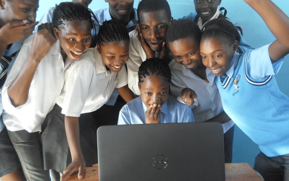The earlier the better: Coding skills key for Africa's future growth