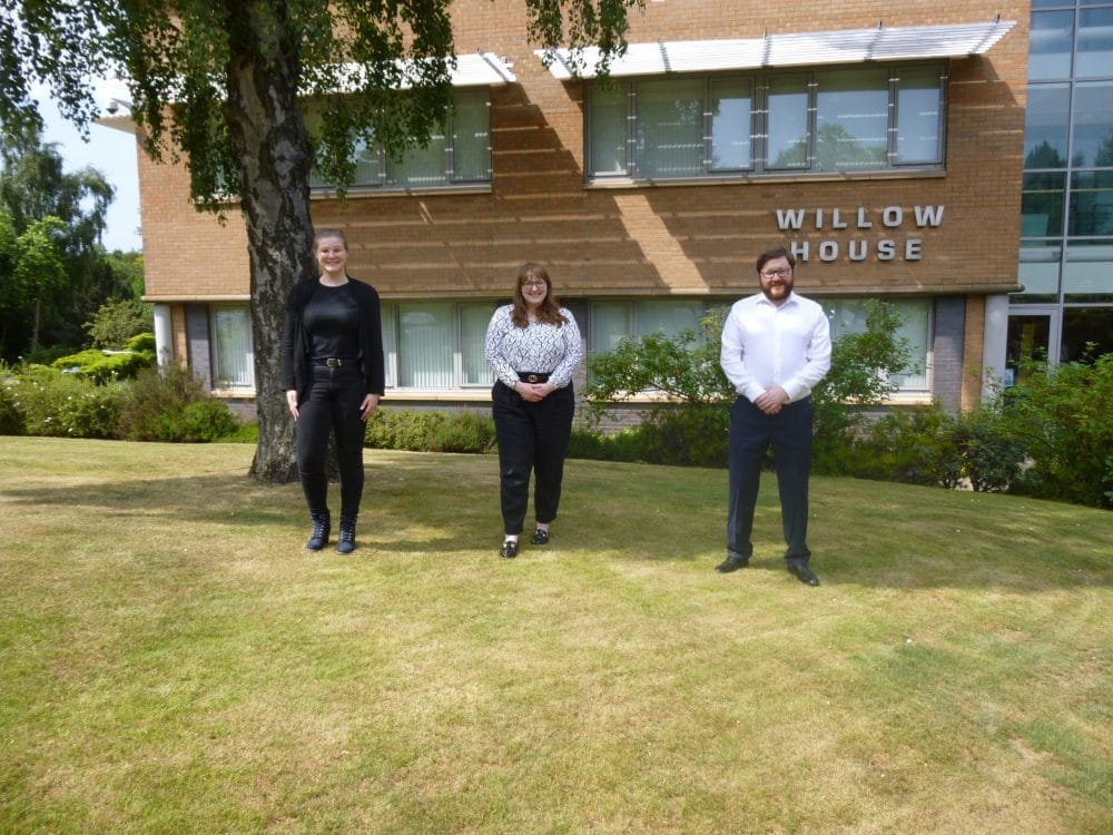 New Software Qualification has its first four Graduates