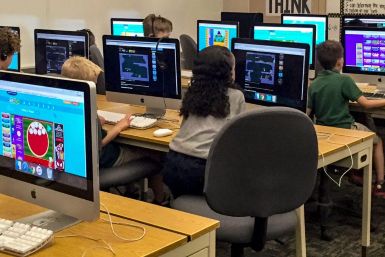 The Benefits of Coding in School