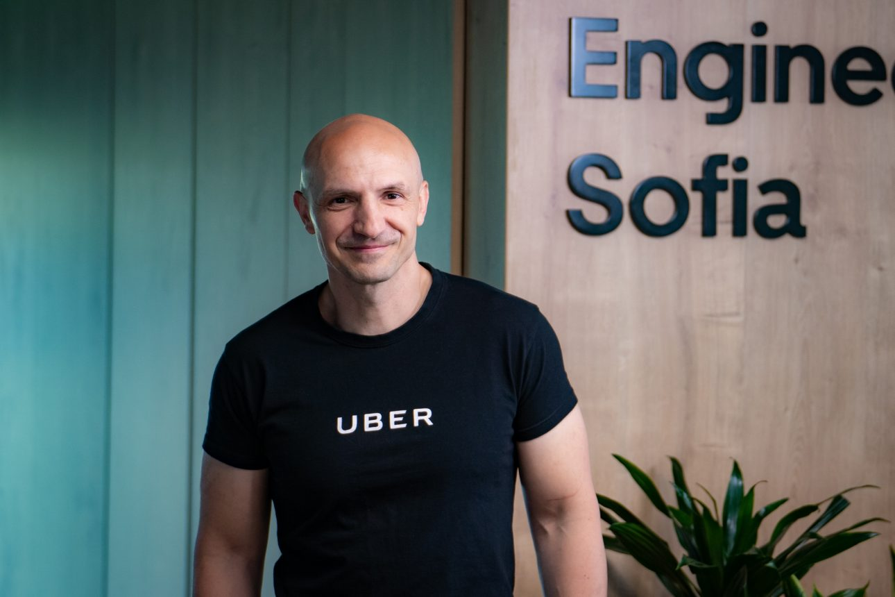 Ivan Atanasov takes charge of the engineering office of Uber in Bulgaria