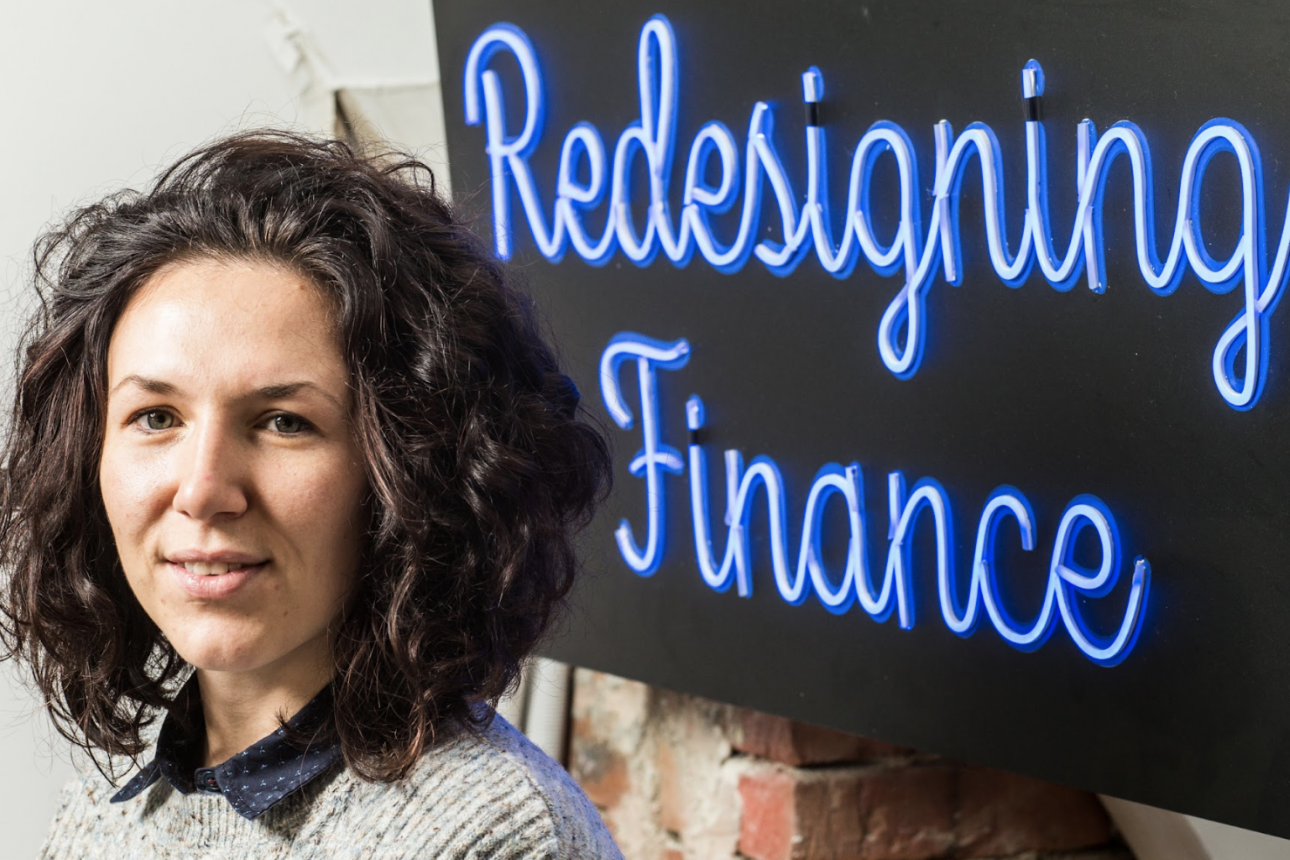 Digital Finance is a Catalyst for Change