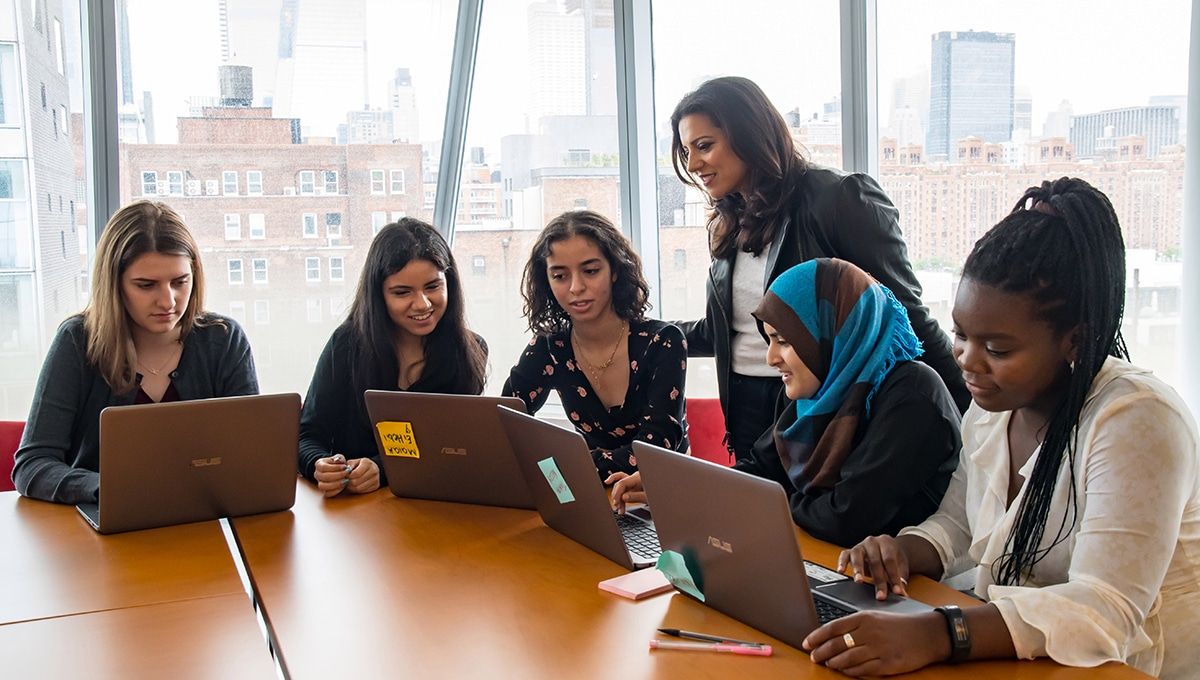 Protiviti Becomes a Sponsor of Girls Who Code in US