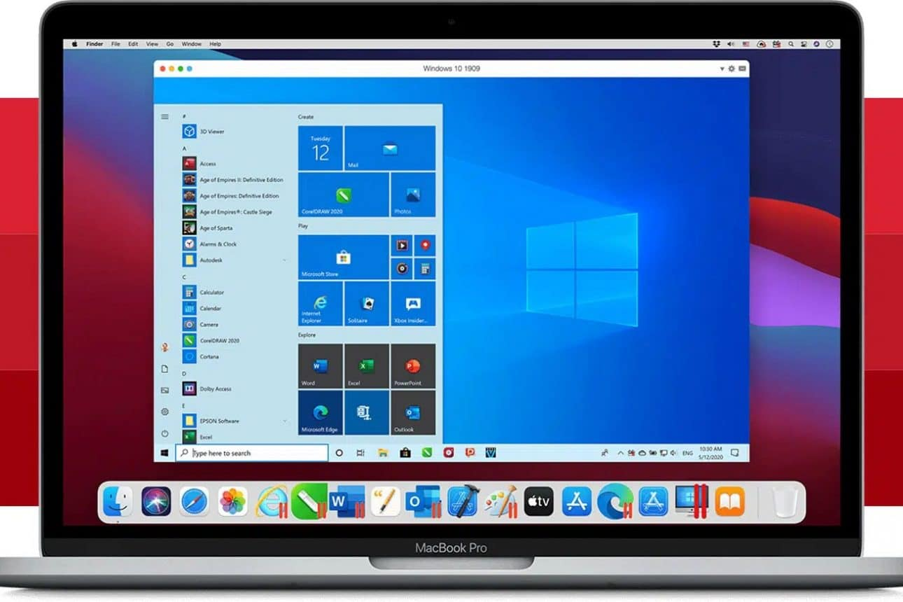 New Parallels Desktop 17 software makes it possible to run Windows 11 even on Apple's new silicon