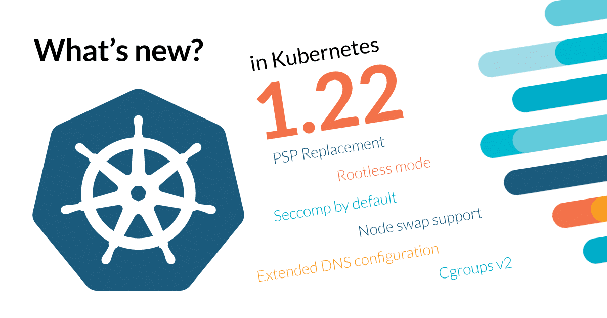 What's New in Kubernetes 1.22