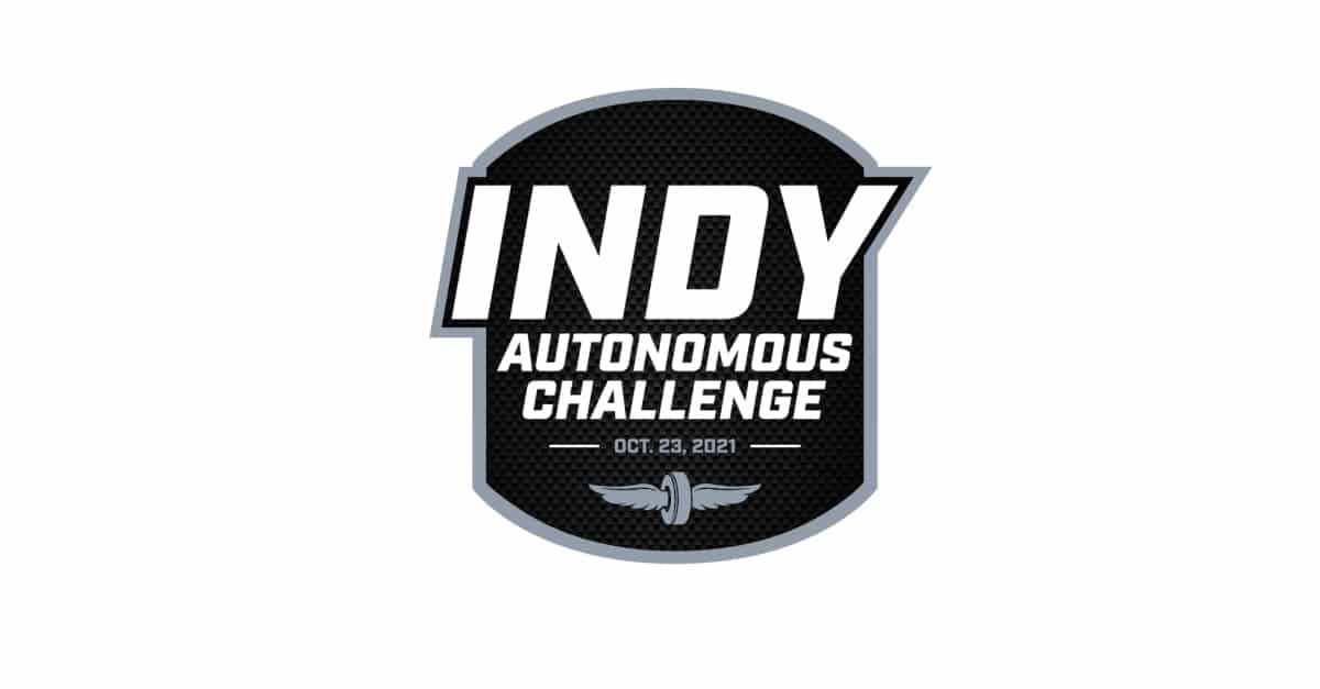 Indy Autonomous Challenge Schedules Events for October  at the Indianapolis Motor Speedway