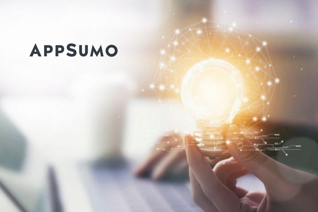 AppSumo Launches $1M Black Friday Fund for Digital Creators