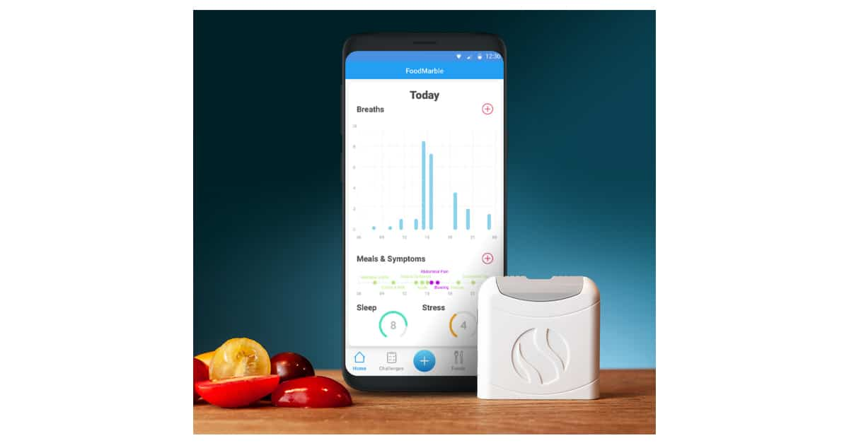 FoodMarble, World's First Personal Digestive Tracker, Expands Presence in US