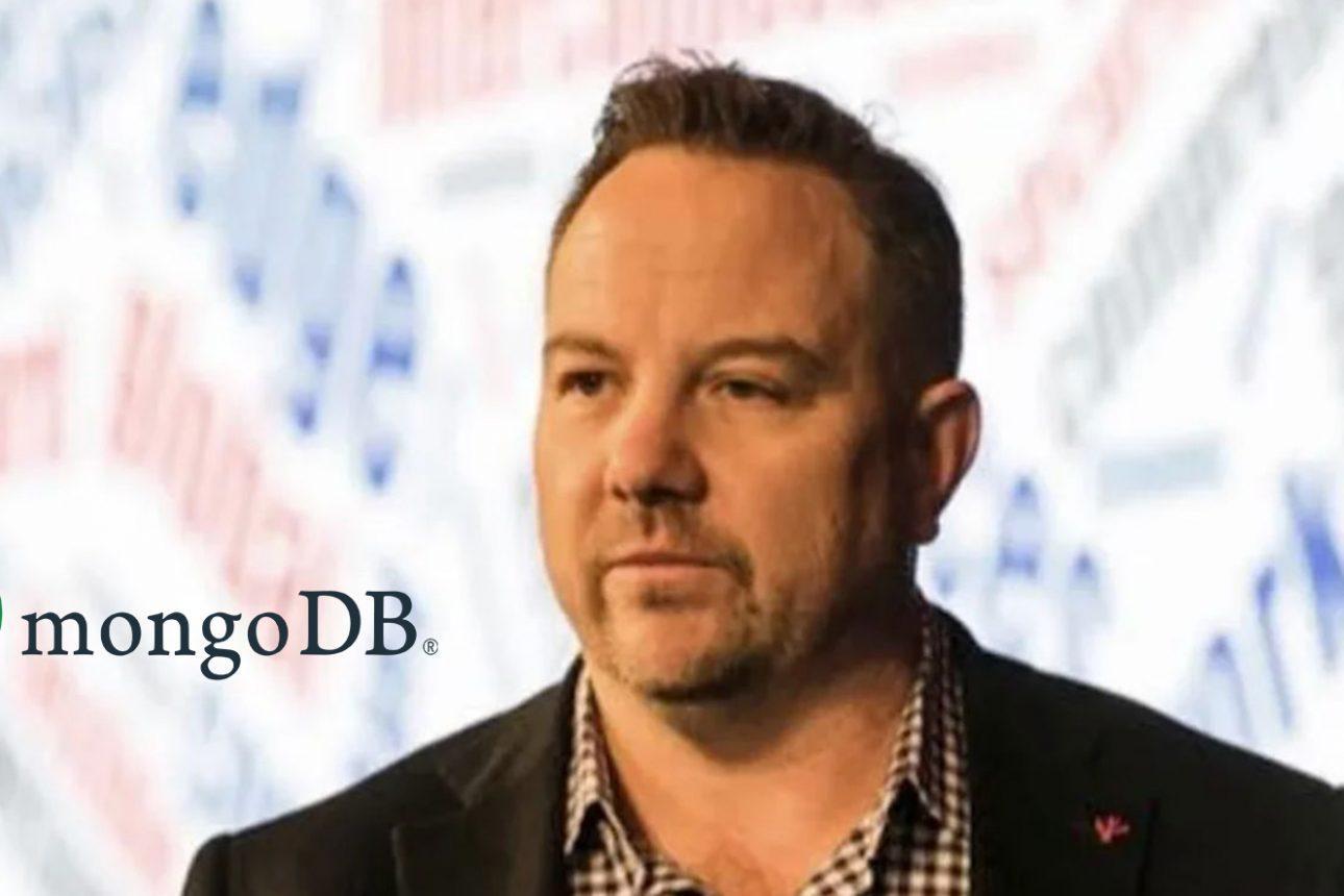 Peder Ulander is the new Chief Marketing Officer of MongoDB
