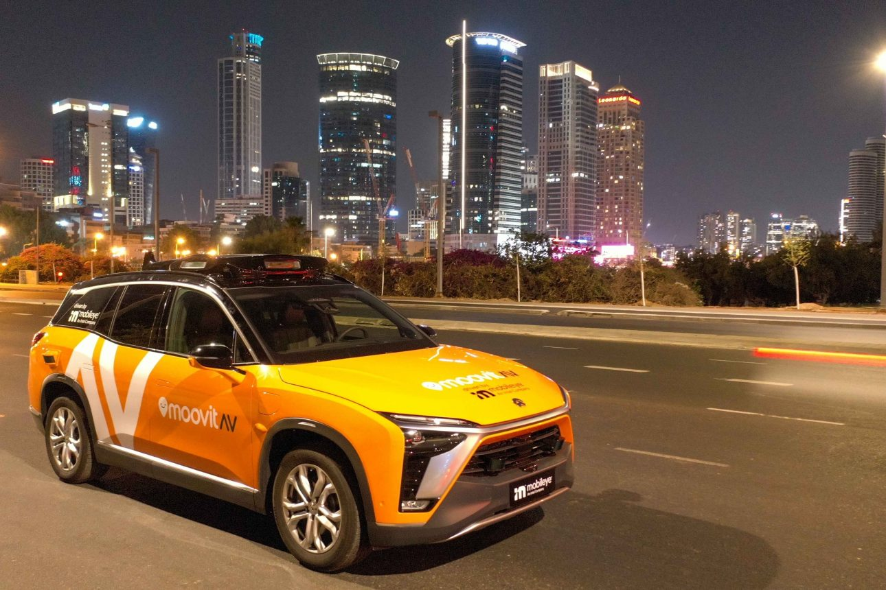 Mobileye and SIXT To Launch Robotaxi Service in Germany in 2022
