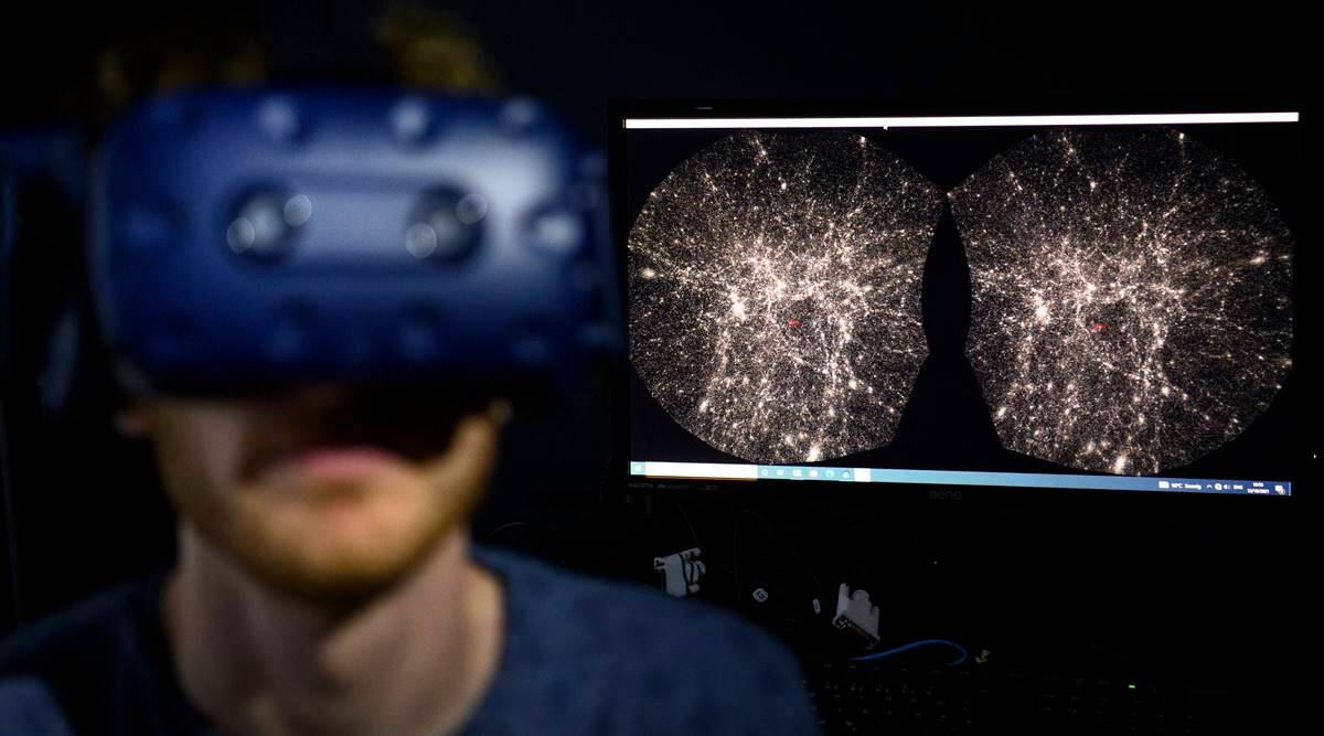 Swiss unveil VR Software of universe