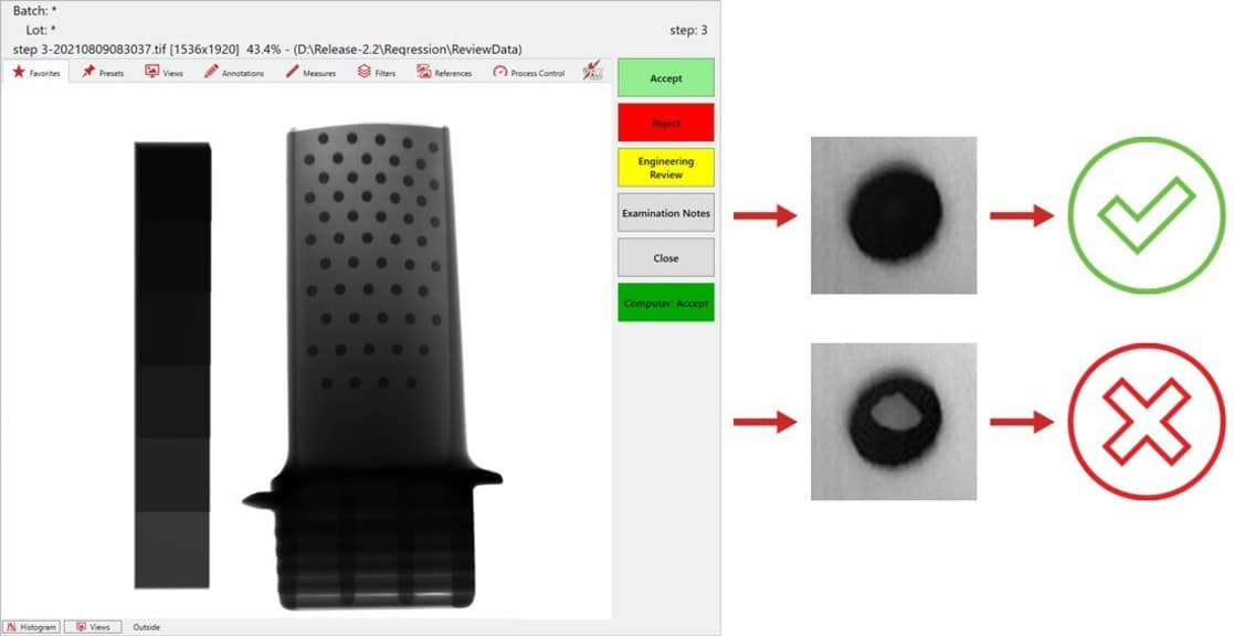 Software Program To Increase Efficiency In Image Interpretation