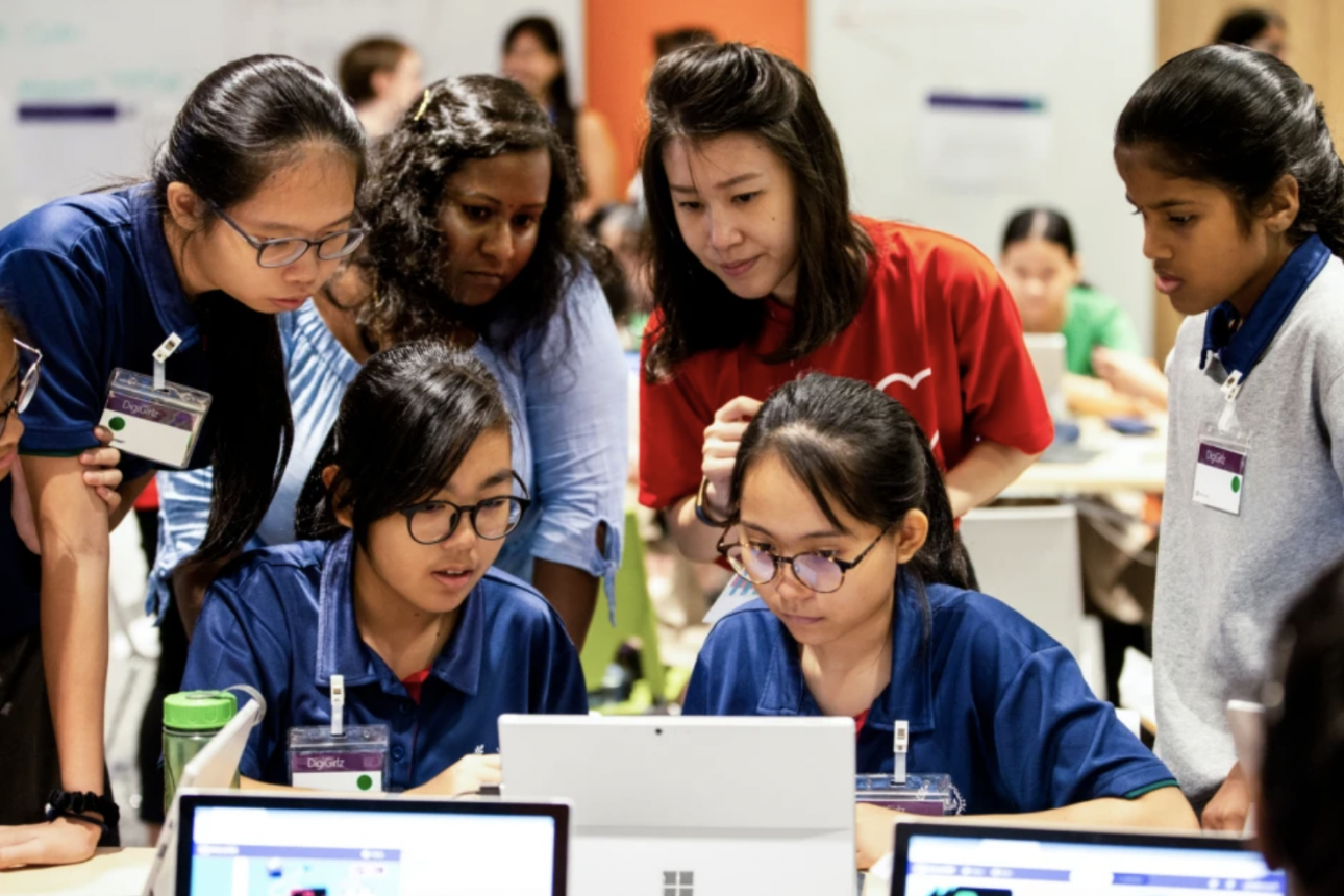 #EdTech and closing the Coding Gender Gap