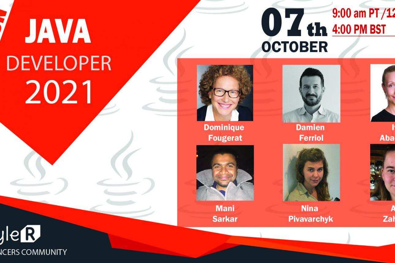 """Only A Few Hours Left Until The """"Position :: Java Developer"""" Webinar"""