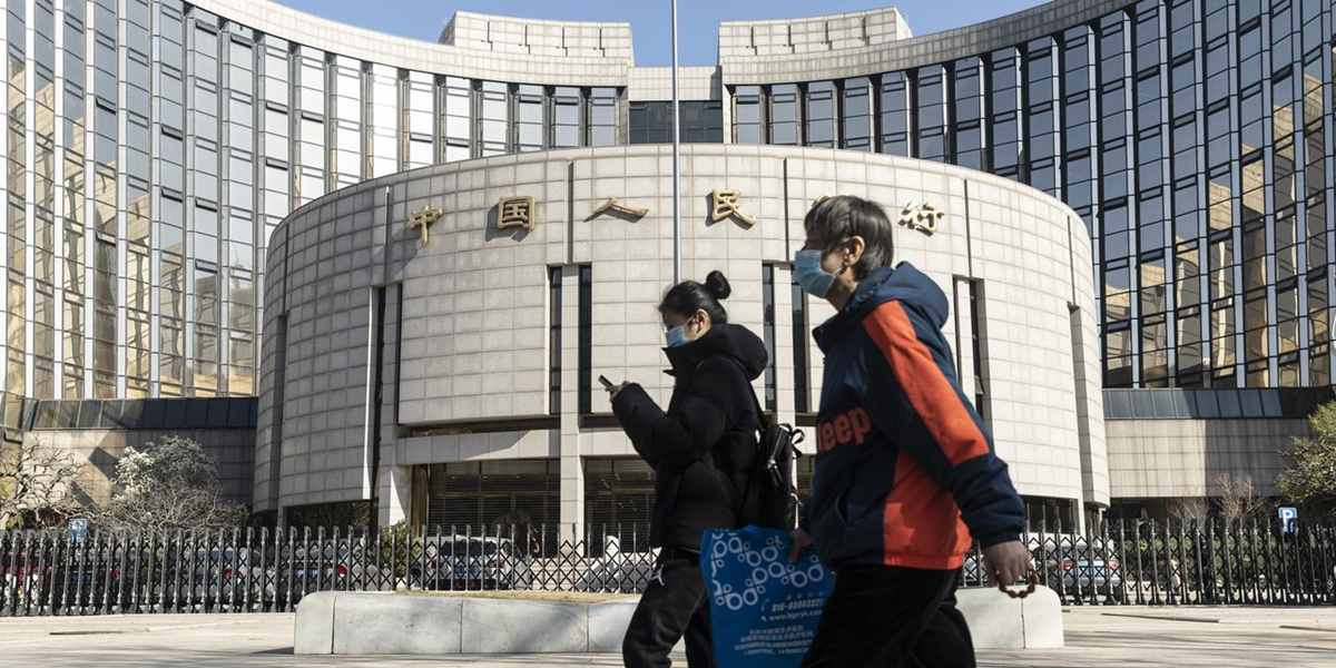 China's Central Bank Governor Vows More Fintech Crackdown