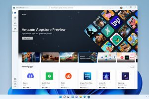 Android apps for Windows 11 now available for Insiders