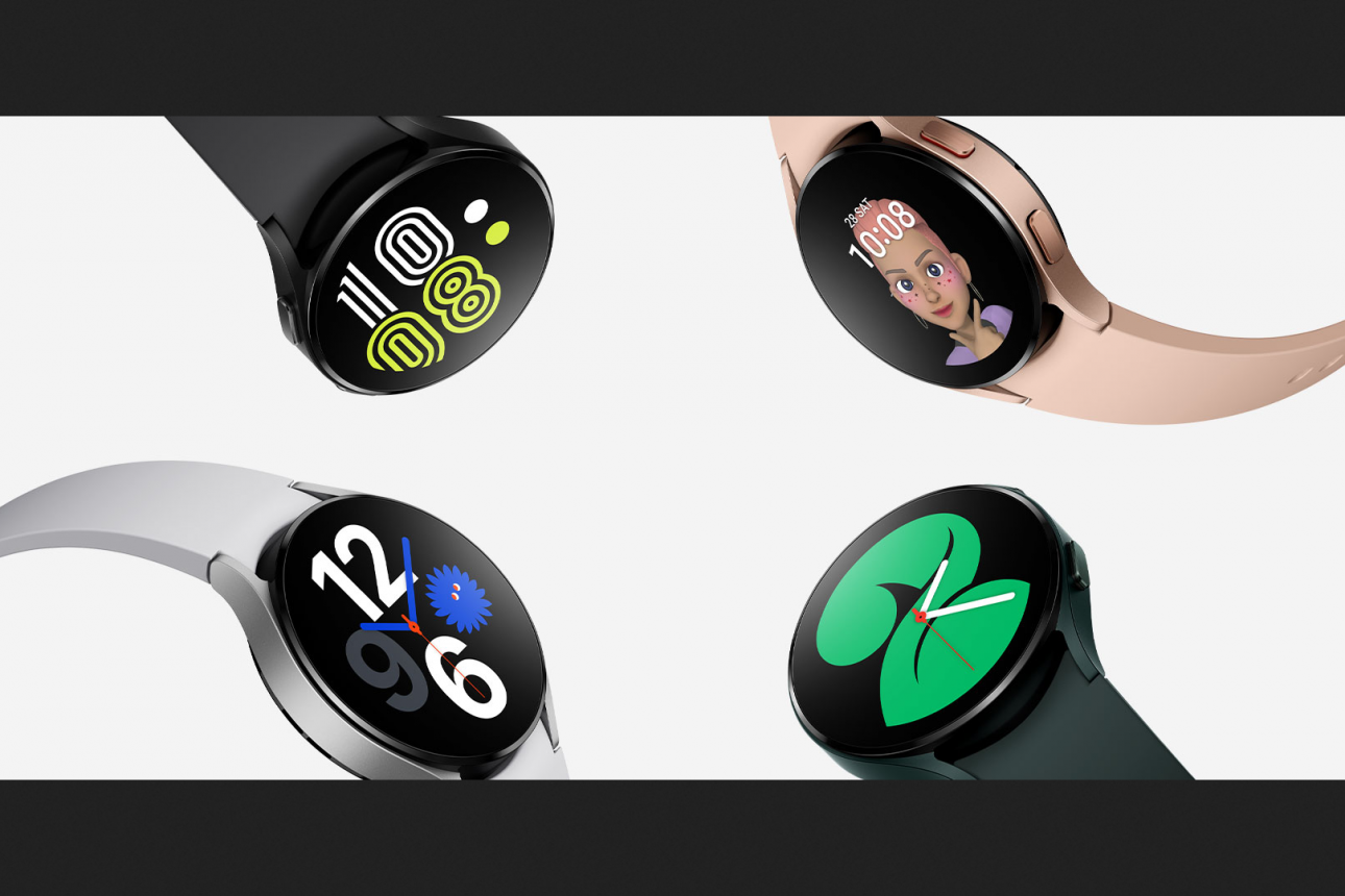 Galaxy Watch4 series gets its first Software Update